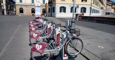 L'Amministrazione spinge la bici