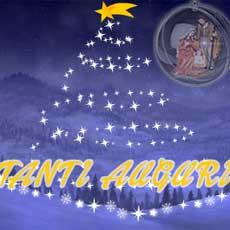 Auguri Spirituali Di Natale.Augurio Di Natale Religioso Di Atmosfera A001