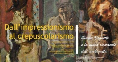 Seconda puntata del Calendario Culturale alla Pinacoteca Servolini