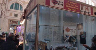 Un angolo di Livorno in miniatura al Mercato delle Vettovaglie