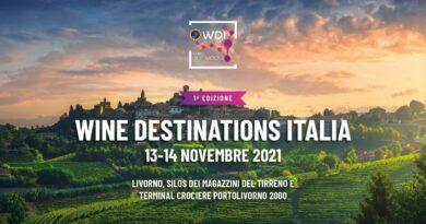 """Pronta ad aprire i battenti la """"1^ Edizione Wine Destinations Italia"""""""